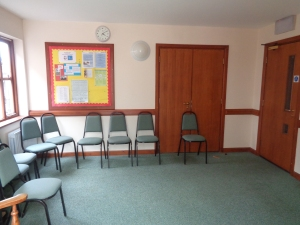 Downstairs Meeting Room