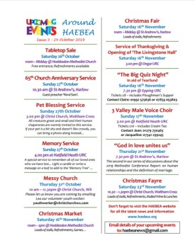 Haebea Events Nov19