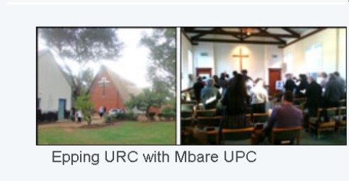 Epping URC with Mbare UPC